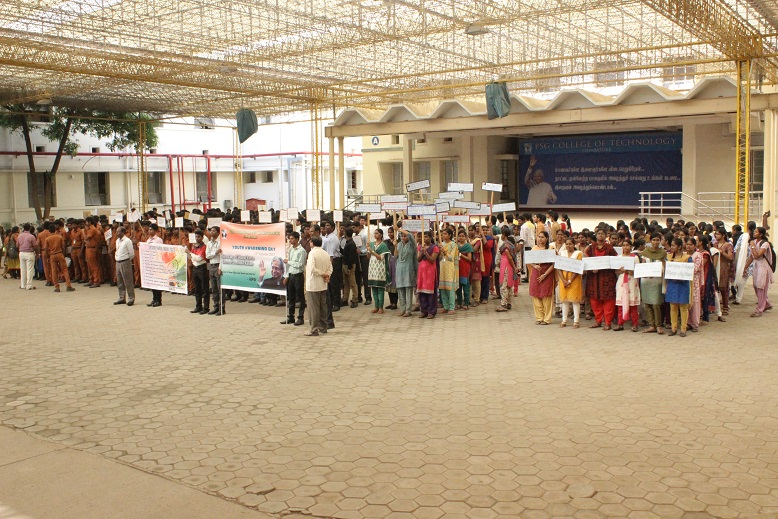 All the students who participated