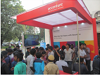 Stall by Accenture, the official sponsor Kriya-2K16