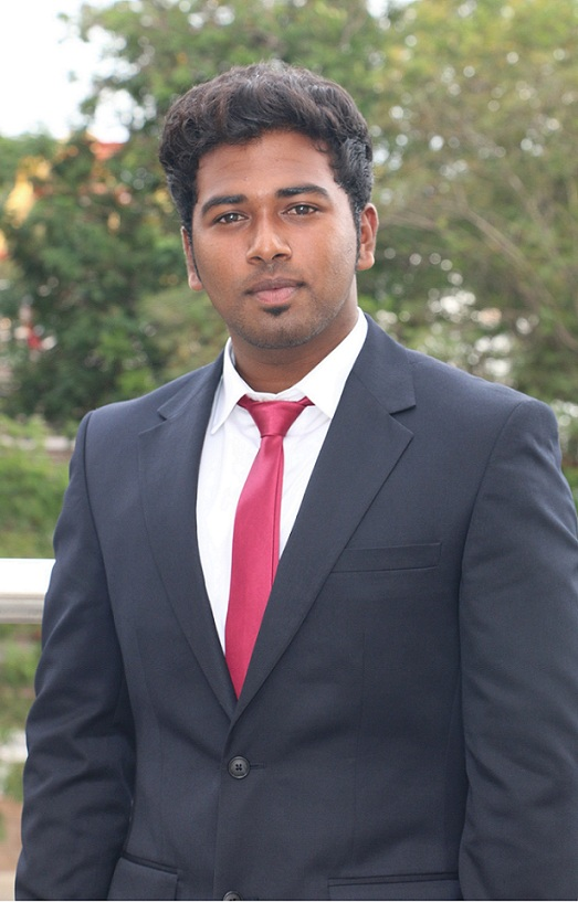 PRAVIN (B.E. MECH (SW), 2012-17) – Co-Chairperson