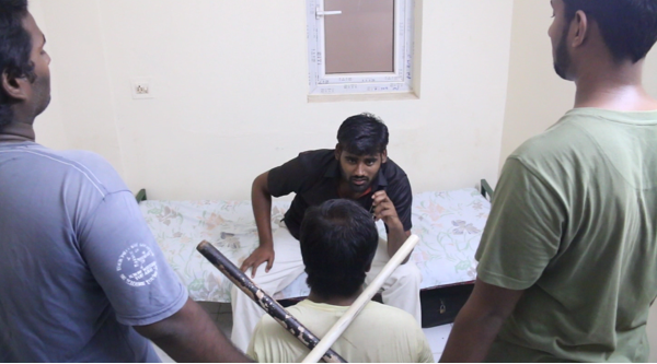 A still from the short film